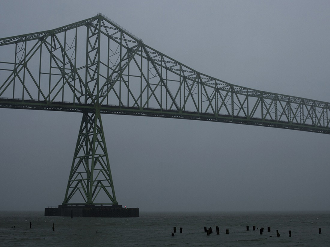 Hyperborea #3, Astoria, Oregon