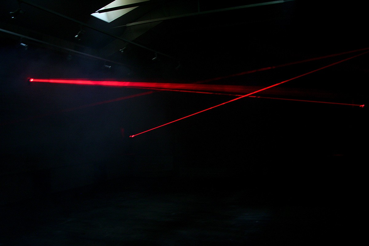 Laser installation 'Echo'